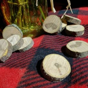 Other - Real wood slices
